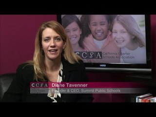 Diane Tavenner: You can inspire involvement in the charter movement