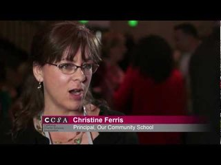 "Christine Ferris: ""I See The Power Of Parents"""