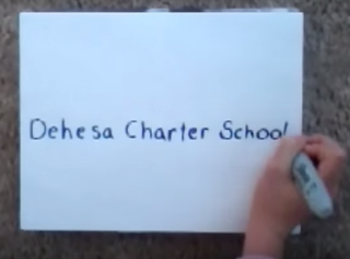 Dehesa Charter School: Simple But Powerful