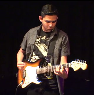 From Autism to Guitar Hero: Enrique Duarte